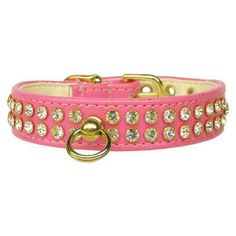 Mirage Pet Products No.72 Dog Collar, 18-Inch, Pink -- You can find out more details at the link of the image. (This is an affiliate link and I receive a commission for the sales)
