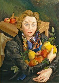 Renato Guttuso - Ritratto di Mimise (1937)