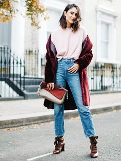 50 Must-See Street Style Outfits to Bookmark (and Copy) Now via @WhoWhatWearUK
