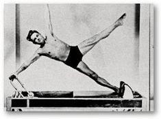 Who Is Joseph Pilates, Creator of Pilates Exercises? - Custom Pilates and Yoga Pilates Barre, Pilates Studio, Pilates Reformer, Pilates Workout, Pilates Body, Pilates Poses, Pilates Fitness, Tai Chi, Who Is Joseph