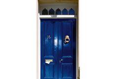 Slideshow how to paint front door gallery5