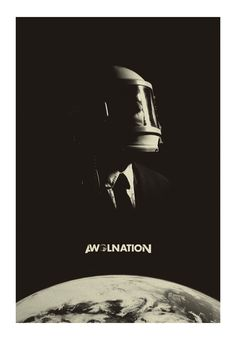 AWOLNATION love this picture wish I could have a shirt with this graphic