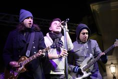 Live performance by Jesse McCartney at the 2014 Tanger Holiday Tree Lighting event.