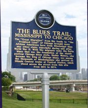 The Mississippi Blues Trail. Someday?