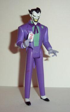 justice league unlimited JOKER original purple outfit