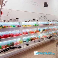 Candy Shop, Home Decor, Candy Stores, Sweets, Candy Dispenser, Lollipops, Decoration Home, Room Decor, Home Interior Design