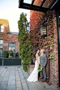beautiful fall wedding colors!