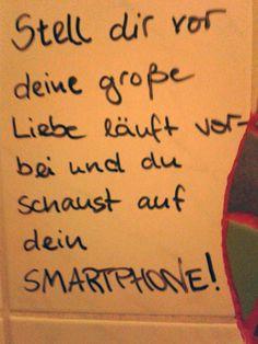 NOTES OF BERLIN: Liebe läuft vorbei