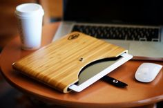 Bamboo iPad 2 Case