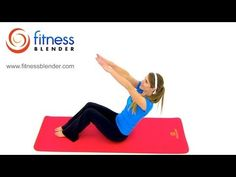 Best Workouts to Lose Belly Fat Quickly - Cardio, Abs and Obliques Workout, Fitness Blender. I hate jumping jacks but boy is this a great workout to burn fat and tone your tummy!!