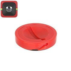 Polaroid Replacement Cap (IO Door) for the Polaroid POLC3 Cube HD Digital Video Action Camera Camcorder - Red >>> Check out this great product.