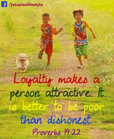 Be loyal...is better than being royal