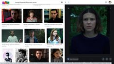 i love the show Bobby Brown Stranger Things, Eleven Stranger Things, Eleven Eleven, My Love, Halloween, Pictures, Character, Photos, Lettering