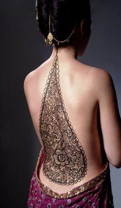 Shamim - Henna Artist