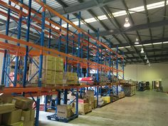 A cost effective solution with a low equipment and capital outlay. Pallet Racking, Pallet Storage, Racking System, Can Design, Cairns, Storage Solutions, Shelving, Australia, Shelves