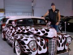 Counting Cars - White Lightning