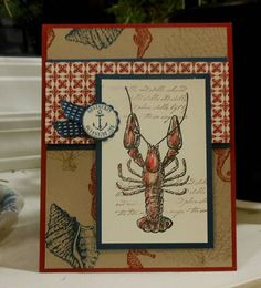 By The Tide by sarahs31 - Cards and Paper Crafts at Splitcoaststampers
