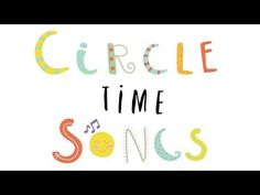 EASY CIRCLE TIME SONGS