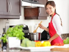 #LearnToCook! If you are lacking confidence in the kitchen, there are all kinds of easy-to-follow recipes in cook books and online. #HealthyEatingTips http://link.flp.social/41jJRr