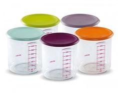 BEABA Pot de Conservation Maxi-Portion - 500 ml