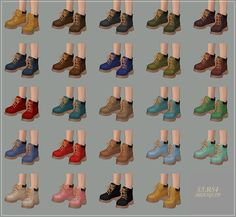 Child Hiking Boots at Marigold Sims 3 Shoes, Kid Shoes, Sims 4 Children, 4 Kids, Sims 4 Cc Skin, Sims Cc, Best Hiking Shoes, Hiking Boots, Marigold Sims 4