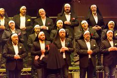 Mallorca Gay Men's Chorus in Cadogan Hall of London