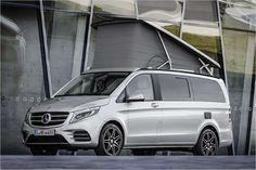 Kein Witz: Vom Mercedes Marco Polo gibt es jetzt auch eine AMG-Line