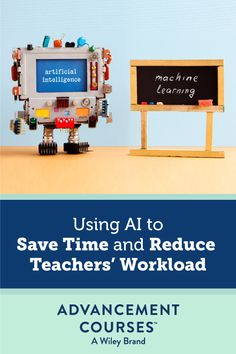 Artificial intelligence can be incredibly helpful when it comes to collecting student data or identifying best teaching practices. Learn more ways AI is helping teachers save time and reduce their workload. #artificialintelligence #AI #AIforteachers #AIintheclassroom #AIineducation #edtech #technology #techforteachers #teachertech Student Data, Student Success, Student Work, Types Of Learners, Differentiated Instruction, Technology Tools, Blended Learning, Student Engagement, Continuing Education