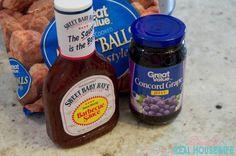 Simple 3 Ingredients Meatballs