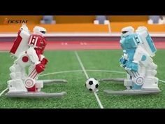 Bricstar multi-player fighting soccer robot Intelligent Robot, Battle Fight, Soccer, Make It Yourself, Futbol, European Football, European Soccer, Football, Soccer Ball