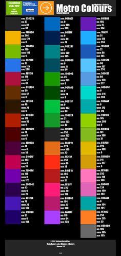 Win8 UI metro colour