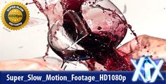 Wine Glass Breaking 480fps by XnitroX 2 Super Slow Motion Shots in FullHD1080p. Wine glass breaking at 480fps.Browse Similar Items:Browse Super Slow Motion Footage 240