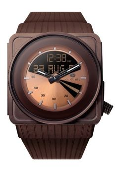 e6d2b2bbd41 odm Mens SU992 3 Touch Analog and Digital Watch -- Click image to review  more
