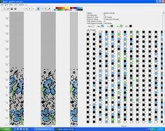 untitled http://www.pinterest.com/linoaleonhart/grilles-spirales-crochet/