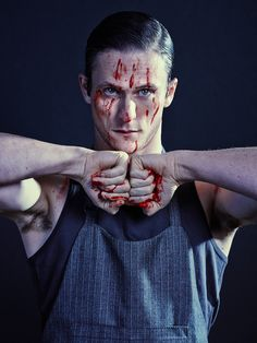 Jonathan Tucker by Greg Swales | Fashion Kills | Homotography