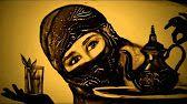 Amazing Sand Art on Ukraine's Got talent - Kseniya Simonova - YouTube