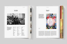 For the 10th anniversary issue of youth culture quarterly Color, we were hired to re-design the magazine with the aim of shifting its focus to a more mature, sophisticated audience. Using a complex grid system we were able to create a more organized look …