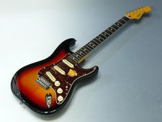 The 60th Anniversary Fender Squier 60's Classic Vibe guitar