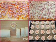 Rozi Erdélyi konyhája: Pizzás csiga Winter Food, Yummy Food, Bread, Breakfast, Recipes, Pizza, Recipies, Morning Coffee, Delicious Food
