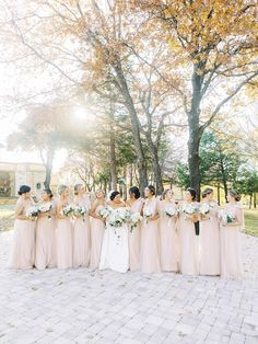 Soft pink bridesmaid dresses Got Married, Getting Married, Affair, Film Photography, Wedding Dresses, Pink Bridesmaid Dresses, Wedding Engagement, Romantic, Madly In Love