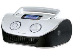 Som Portátil USB MP3 FM SP183 - Multilaser com as melhores condições você encontra no Magazine Mouratec. Confira!