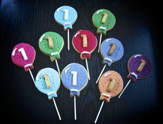 Balloon cookies