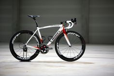 Pro bike: Alberto Contador's custom Specialized Tarmac SL4 with SRAM Red 22 | Road Cycling UK