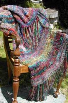 Throw Blanket | Mango Moon Yarns