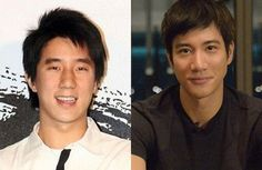 In an English newspaper's coverage of Jaycee Chan's imprisonment, Leehom Wang's photo was mistakenly identified as Jaycee.