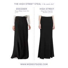 High street steal! The Camila skirt by Tommy Hilfiger. Get it for less with @mango!