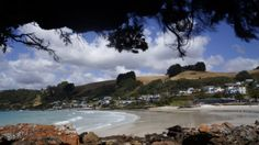 Boat Harbour - Tasmania, from shallow cave