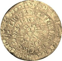 Controversial Artifact: What Kind Of Message Does The Phaistos Disk Contain? - MessageToEagle.com