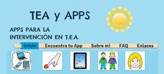 Asómate a mi Mundo Más Allá de las Palabras: TEA Y APPS Autism Apps, Autism Quotes, Aspergers, Special Education, Psychology, Teacher, Games, Blog, Kids