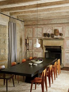 See more images from inside ellen degeneres' home(s) on domino.com